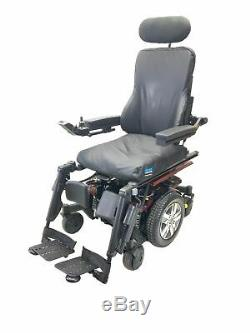 Quantum Q6 Edge 2.0 iLevel Power Chair 19x20 Elevate, Tilt, Recline, Legs