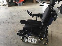 Quantum Q6 Edge Power Wheelchair / Scooter Power Tilt & Legs
