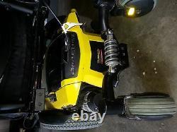 Quantum power scooter
