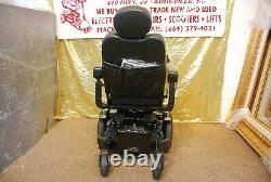 Quickie Pulse 6 Power Wheelchair Scooter