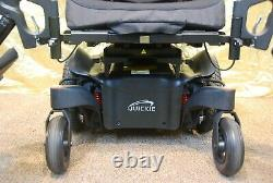 Quickie Q500M Power Wheelchair Scooter with Tilt, Recline, & Power Legs 1 Mile