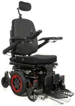 Quickie Q500M Sedeo Pro Power Wheelchair Scooter with Tilt, Recline, & Power Legs