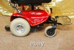 Shoprider Streamer Electric Power Wheelchair Scooter