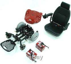 Shoprider Streamer Sport Rear-Wheel Drive Powerchair withCaptain's Seat 300lbs