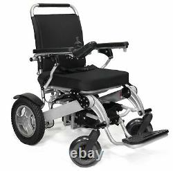 Smart Electric Wheelchair with SOS Function Heavy Duty Strong Power Wheelchair