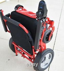 Travel power chair FOLD AND GO super light take anywhere weight 50 pounds