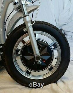 Triad Quantum-dual 1000 Electric Scooter with Extra Parts and Tool Kit