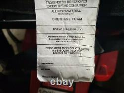 Used Red Working Jazzy Select 6 Scooter Wheelchair