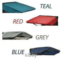 Vented WeatherBreaker Canopy Sun Shade for Mobility Scooters and Power Chairs