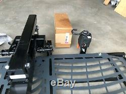 WheelChair Carrier Patriotic Lift Model 208 Electric Scooter Lift Carrier New