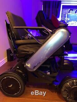 Whill Intelligent Personal Electric Power Mobility Wheelchair Model Ci +2 ramps