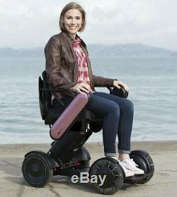 Whill Intelligent Personal Electric Power Mobility Wheelchair Model Ci Bluetooth