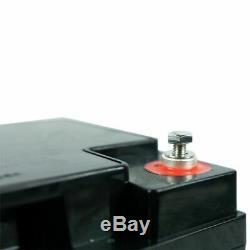 2 X 12v 50ah Scooter Fauteuil Roulant Électrique Agm Deep Batteries À Décharge