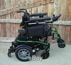 2015 Quickie S636 Fast 6.5 Fauteuil Roulant Power Elevate & Tilt