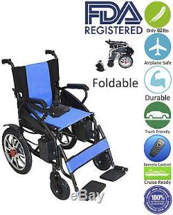 2020 Modèle Fold Et Voyage Léger Electric Power Scooter Fauteuil Roulant