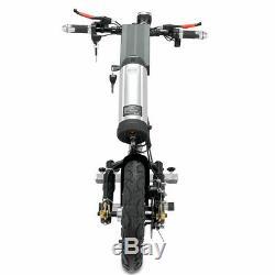 36v / 10ah 350w Connectable Électrique Scooter Fauteuil Roulant Vélo À Main Moteur D'entraînement