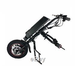 36v / 350w 11,6 Ah Fauteuil Roulant Électrique Pour Scooter Handbike Handbike Électrique Amovible