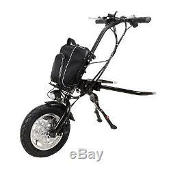 36v 350w Fixation Électrique Kit Vélo À Main Fauteuil Roulant Scooter Handbike E-tracteur