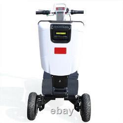 3wheel Utilisé Mobilité Électrique Scooter 3speed motorisé Mobile Pliable En Fauteuil Roulant