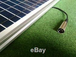 40 Watts Se Pliants Kit De Panneau Solaire De 24v 40w Pour Le Fauteuil Roulant Électrique De Scooter De Mobilité