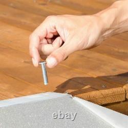 5' X 36 Aluminium Solid Threshold Ramp Fauteuil Roulant Ou Scooter Accès À La Maison