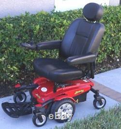 5725 $ Scooter Électrique ICI À 2015 Mobility Scooter Fauteuil Roulant Jazzy Select 6