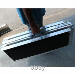 6' Ft Aluminium Multifold Wheelchair Scooter Mobility Ramp Portable 72 (mf6)