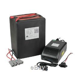 60v 33ah Lifepo4 Batterie Pour Ebike Électrique Ou 2000w Scooter En Fauteuil Roulant