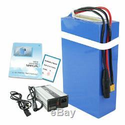 72v 38.5ah Ebike Batterie Au Lithium Pour 2000w 3000w Scooter Électrique En Fauteuil Roulant