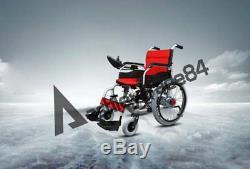 A3 Qualité En Fauteuil Roulant De L'énergie Électrique 22 '' Dual Motors Scooter Lithium Mobility