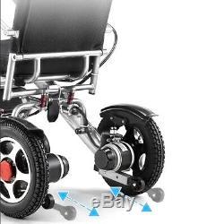 Air Hawk Léger Fold Électrique Fauteuil Roulant Électrique Scooter Électrique Chaise Roue