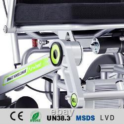 Airwheel 2019 Nouveau Fauteuil Roulant Électrique Pliable Avec Certification Ce H3t