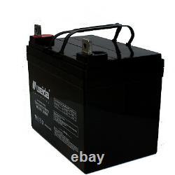 Batterie Fauteuil Roulant Compatible Pour La Mobilité Électrique Rascal Scooter 2 Pack
