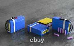 Batterie Scooter Électrique 52v 20ah Pour 1000w 1500w E-bike Skate En Fauteuil Roulant Trike