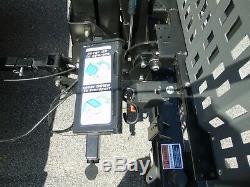 Bruno Chariot Asl-700 Fauteuil Roulant Électrique Scooter Lift Remorque Capacité Nice 350lb
