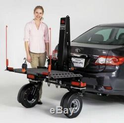 Bruno Chariot Mobilité Scooter Fauteuil Roulant Powerchair Ascenseur Asl-700 Remorque