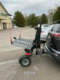 Bruno Chariot Modèle Asl-700 Fauteuil Roulant Électrique/scooter Lift Denver Co