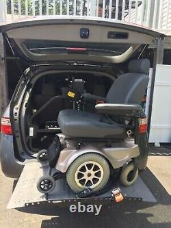 Bruno Mobility À L'intérieur De La Chaise Lift S'adapte Minivans Avec Attaches Et Garde Vfl4000