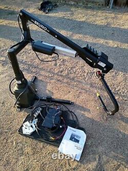 Bruno Pul-1100 Electric Wheelchair Scooter Mobility Crane Lift 350 Lb Capacité