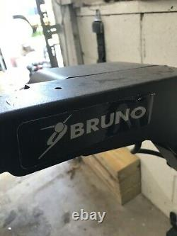 Bruno Vsl-6000 Scooter Curbsider Et Ascenseur Électrique En Fauteuil Roulant