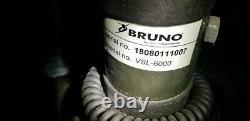 Bruno Vsl-6000 Scooter Curbsider Et Ascenseur En Fauteuil Roulant Électrique
