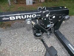 Bruno Vsl-670 Fauteuil Roulant Électrique Scooter Ascenseur Capacité 400lb