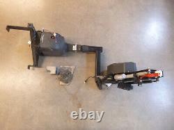 Bruno Vsl-6900 250lb Chaise De Scooter Courbe-sider Power Hoist/lift