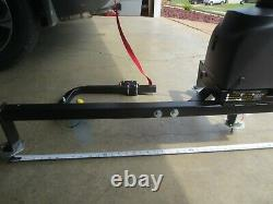 Bruno Vsl6900 Curb-sider Scooter / Powerchair Lift