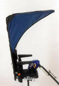 Canopy Pour Scooters De Mobilité Et Puissance, Fauteuils Roulants 4 Couleurs, Sun & Wet Protect