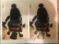 Chaise De Mobilité Motorisée (capacité De 300#) Avec Chargeur