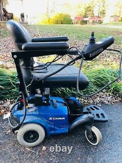 Chaise De Roue Électrique Mobil Pride Z Chair Preowned Mobil Scooter Wheel Chair