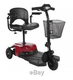 Chaise Électrique Bobcatx3 De Scooter De Mobilité Léger De Roue D'entraînement De Bobcat X3