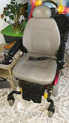 Chaise Jazzy 614 Hd Mobility