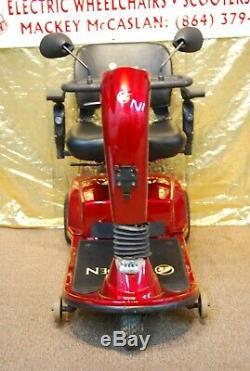 Compagnon D'or 3 Roues Scooter Électrique Fauteuil Roulant Seat Lift & Nouvelles Batteries